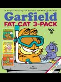 Garfield Fat Cat 3-Pack, Volume 18