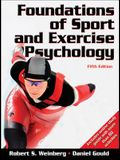 Foundations of Sport and Exercise Psychology with Web Study Guide-5th Edition [With Access Code]