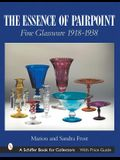 The Essence of Pairpoint: Fine Glassware 1918-1938