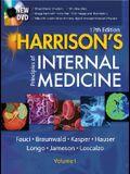 Harrison's Principles of Internal Medicine Vol 1/2 (Harrison's Principles of Internal Medicine (2v.))
