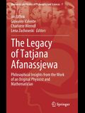 The Legacy of Tatjana Afanassjewa: Philosophical Insights from the Work of an Original Physicist and Mathematician