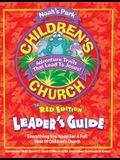Noah's Park Children's Church Leader's Guide, Red Edtion