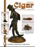 Antique Cigar Cutters & Lighters