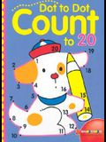Dot to Dot Count to 20, 3