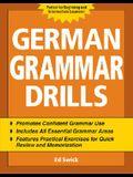 German Grammar Drills (Drills Series)