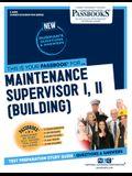 Maintenance Supervisor I, II (Building), 4895