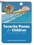 Favorite Poems for Children Coloring Book (Dover Classic Stories Coloring Book)