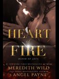 Heart of Fire, Volume 2: Blood of Zeus: Book Two