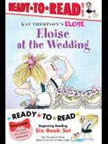 Eloise Ready-To-Read Value Pack: Eloise's Summer Vacation; Eloise at the Wedding; Eloise and the Very Secret Room; Eloise Visits the Zoo; Eloise Throw