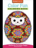 Color Fun Coloring Book: On-The-Go! (Perfectly Portable Pages) (On-The-Go! Coloring Book)