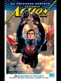 Superman: Action Comics Vol. 2: Welcome to the Planet (Rebirth)