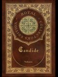 Candide (Royal Collector's Edition) (Annotated) (Case Laminate Hardcover with Jacket)