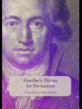 Goethe's Divan for Divination