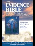 Evidence New Testament Psalms and Proverbs-OE-KJV Easy Reading, Comfortable