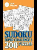 USA Today Sudoku Super Challenge 3