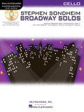 Stephen Sondheim - Broadway Solos: Cello
