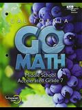 Holt McDougal Go Math!: Student Interactive Worktext Accelerated 7 2015