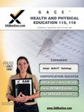 GACE Health and Physical Education 115, 116