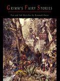 Grimm's Fairy Stories [Illustrated by Robert Emmett Owen]