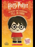 Harry Potter: Squishy: Bravery Fill-In Book