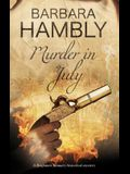Murder in July: Historical Mystery Set in New Orleans