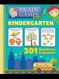 Brain Games Kids - Kindergarten - 301 Questions and Answers - Pi Kids