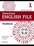 American English File Second Edition: Level 1 Workbook: With Ichecker
