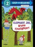 Elephant Joe, Brave Firefighter!