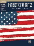 Patriotic Favorites Instrumental Solos: Book & Online Audio