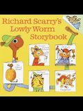 Richard Scarry's Lowly Worm Storybook