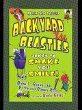 Backyard Beasties: Jokes to Snake You Smile (Make Me Laugh! (Carolrhoda Books))