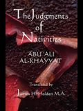 The Judgments of Nativities