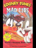 Mad Libs: Looney Tunes Mad Libs