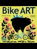 Bike Art 2021 Mini Calendar: Celebrating the Bicycle