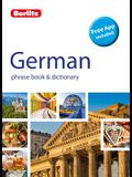 Berlitz Phrase Book & Dictionary German (Bilingual Dictionary)