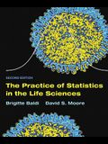 The Practice of Statistics in the Life Sciences [With CDROM]
