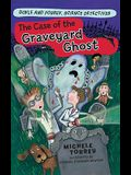 The Case of the Graveyard Ghost, 3