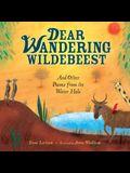 Dear Wandering Wildebeest