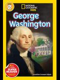 National Geographic Readers: George Washington (Readers Bios)