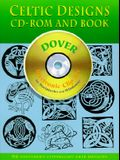 Celtic Designs CD-ROM and Book [With CDROM]