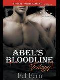 Abel's Bloodline Trilogy [abel: Raphael: Theron] (Siren Publishing Classic Manlove)