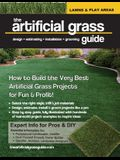 The artificial grass guide: design, estimating, installation and grooming