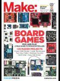 Make:, Volume 36: Board Games