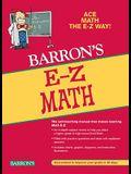 Barron's E-Z Math