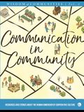 Wisdom of Communities 3: Communication in Community: Resources and Stories about the Human Dimension of Cooperative Culture