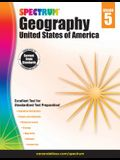 Spectrum Geography, Grade 5: United States of America