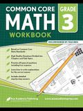 3rd Grade Math Workbook: CommonCore Math Workbook