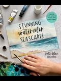 Stunning Watercolor Seascapes: Master the Art of Painting Oceans, Rivers, Lakes and More