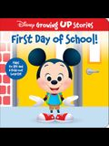 Disney Growing Up Stories: First Day of School!