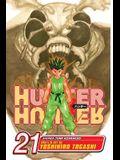 Hunter X Hunter, Vol. 21, 21
